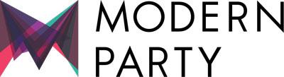 Sponsor logo - Modern Party
