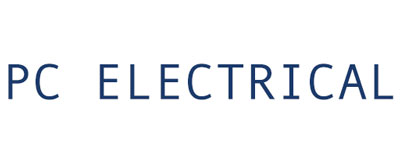 PC Electrical sponsor logo
