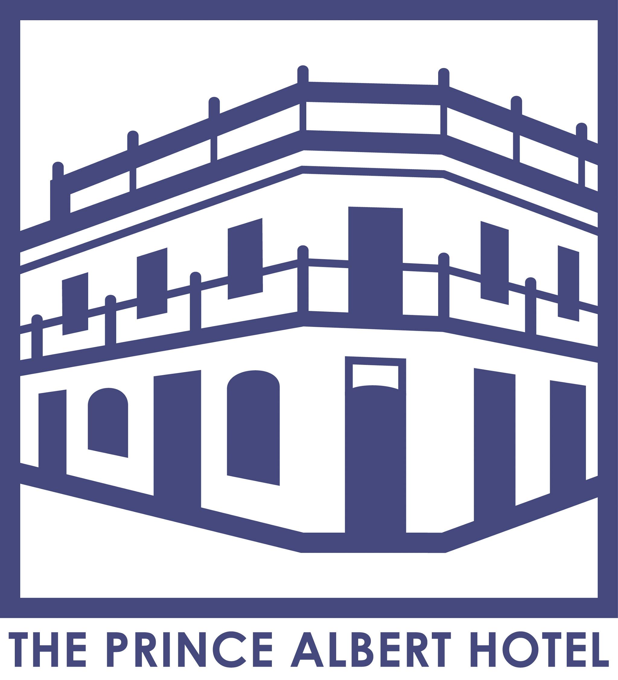 Sponsor logo - Prince Albert Hotel