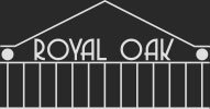 Royal Oak Hotel sponsor logo