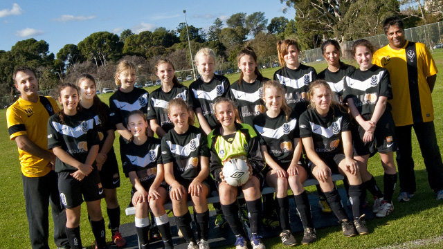 news photo under 15 girls 2013 ausc
