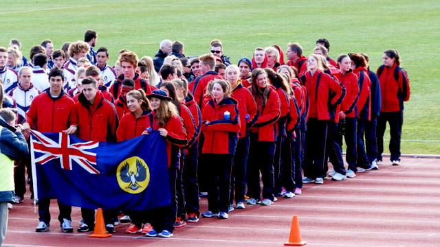 Schoolgirls-2013 South Australian squads