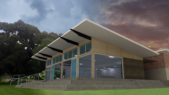 New clubrooms due June 2014