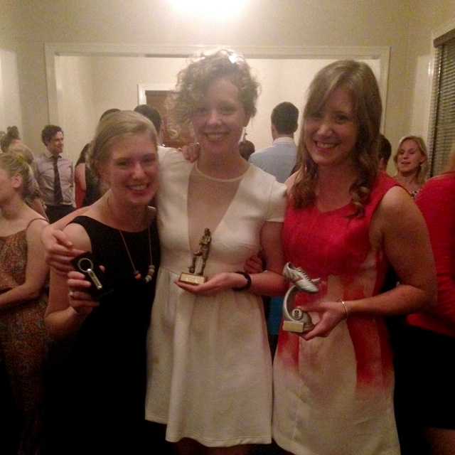 2014 Awards: Division 3 Women