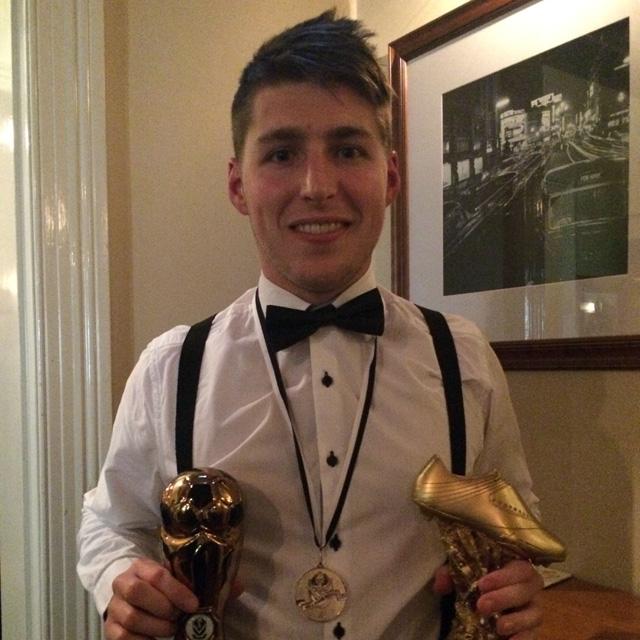 2014 Awards: Ryan Lewis
