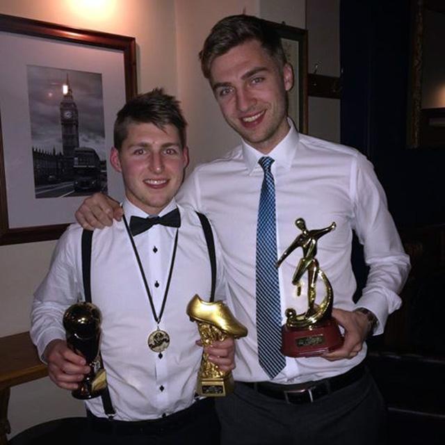 2014 Awards: Ryan Lewis and Rob Lane