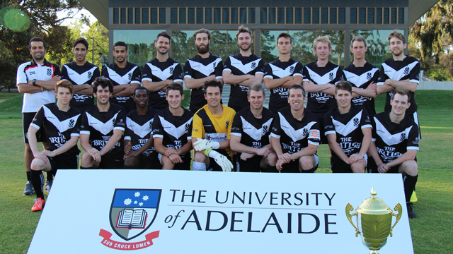 Adelaide uni blacks
