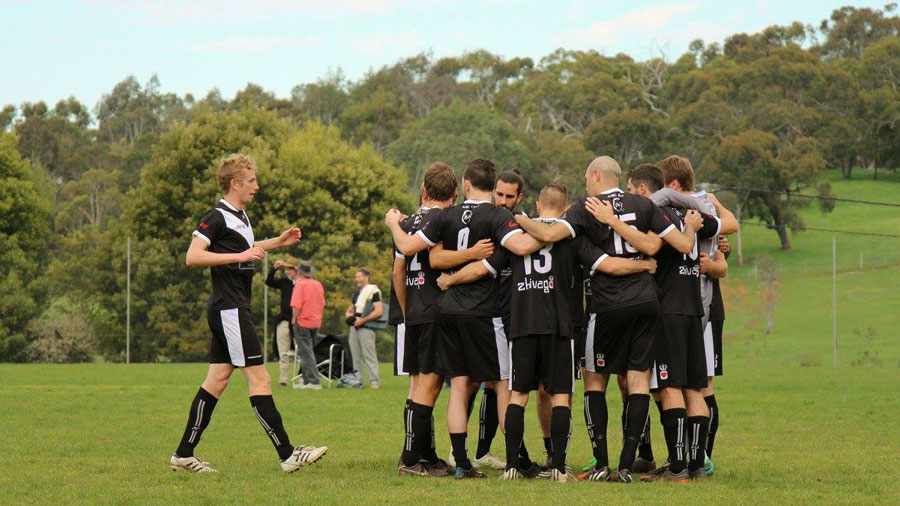 AUSC Blacks Premier Men 2015