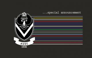 club announcement banner