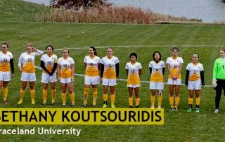 Bethany Koutsouridis Graceland University