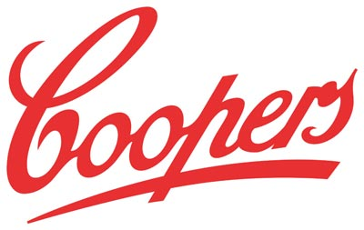 Sponsor logo - Coopers Brewery