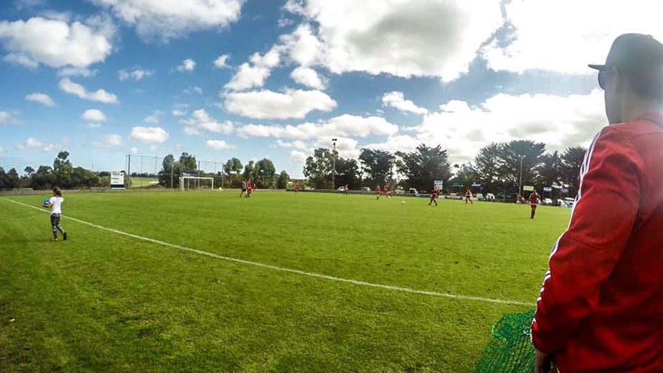 Grads Red FFA Cup v Inter. Mount Gambier