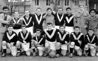 AUSC Blacks 1958