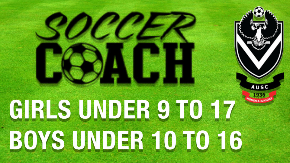 soccer coaches advertisement