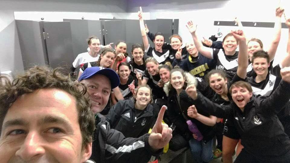 Div 1 women win cup final