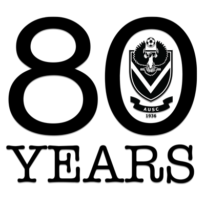 Adelaide University Soccer Club Mobile Retina Logo
