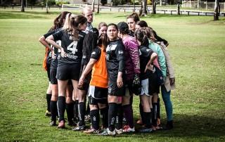 Div 3 Women champions 2016