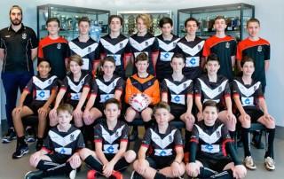 AUSC Under 14 Boys 2016