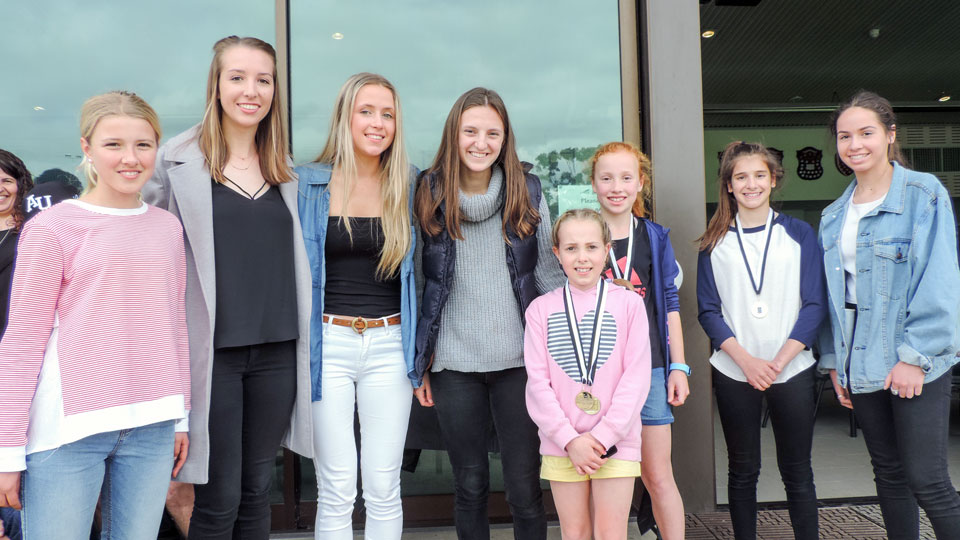 2016 Girls Award Winners