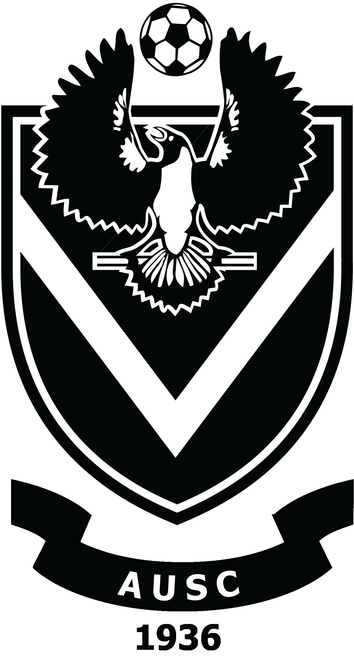 AUSC Club logo