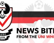 Uni Whites news