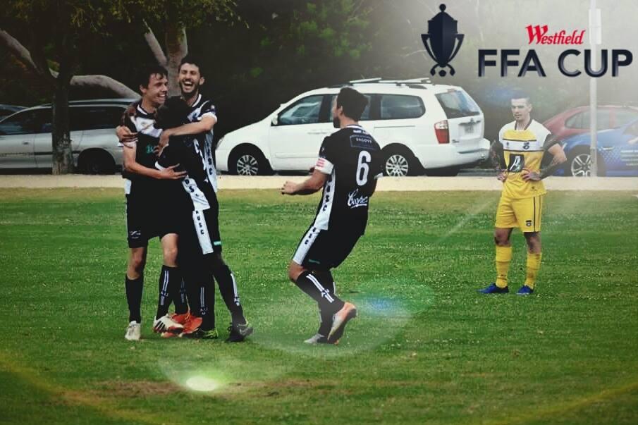 FFA Cup v Seaford Rangers