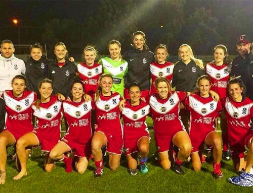40th year of women's football celebrated with WNPL win