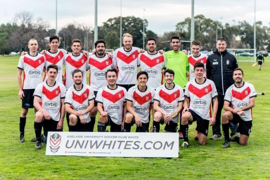 Whites 2017 1A team