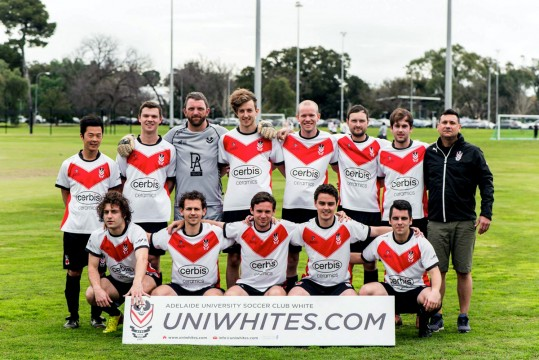 Whites 2017 1B team