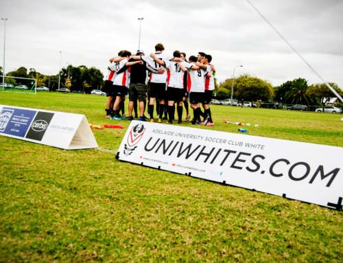 Uni White Div. 5 vs Unley away