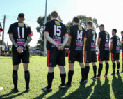 Courtesy 80kms.com - AUSC Graduates Red - FFA Cup