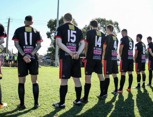 Tough FFA cup fixtures await Adelaide University men