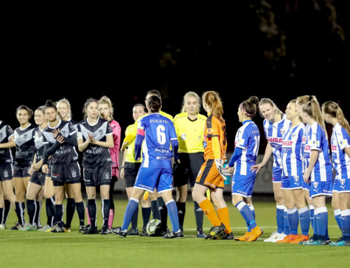 Women's National Premier League trials