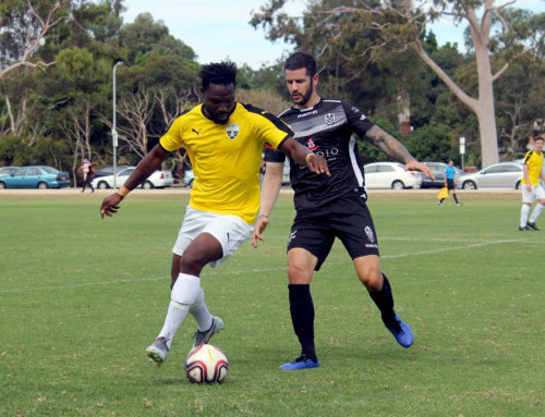 Blacks drop anchor on Pirates FC winning run