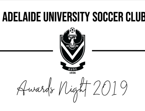 Get your tickets to the 2019 club awards night