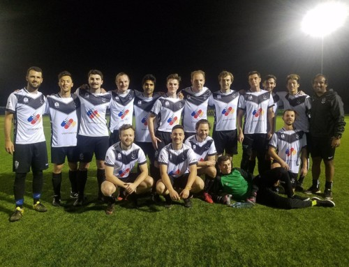 Blacks division 3 men snatch crucial win