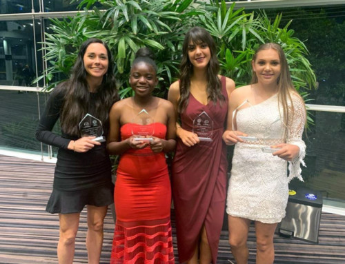 Premier League women score big awards