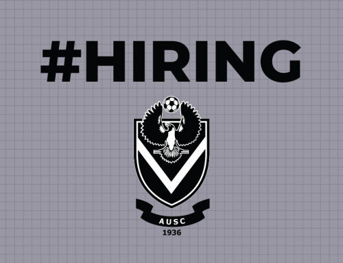 Position available – AUSC seeks Operations Coordinator