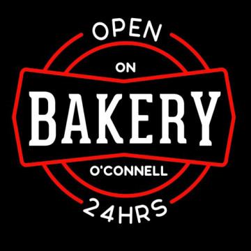 Sponsor logo - BAKERY ON O'CONNELL