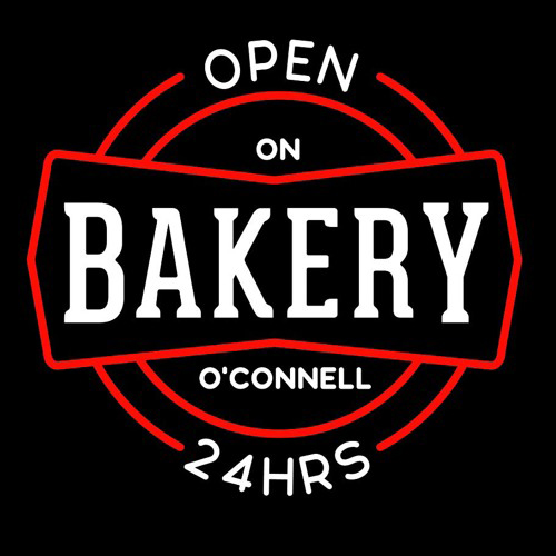 Bakery on O'Connell sponsor logo