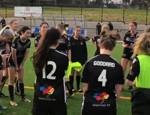 AUSC Women Division 1 trials