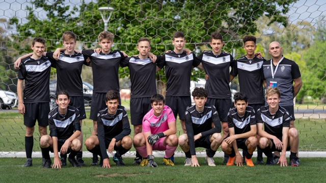 Under 18 State League men 2020