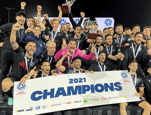 Adelaide Uni win State League 2 and Promotion