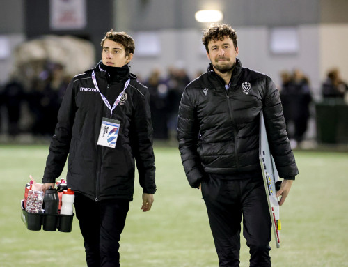 Farewell to WNPL head coach Kosta Jaric