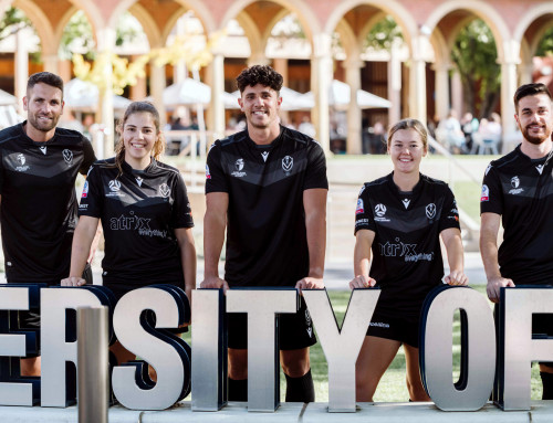 Adelaide Uni partner with Soccer Services Barcelona