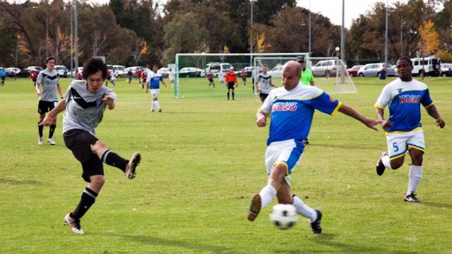 2013 Cup Round 1 Div 4B v BH Utd 2