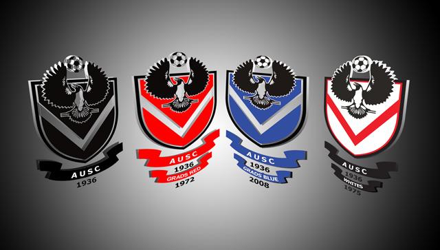 Barbari Cup - AUSC logos x4