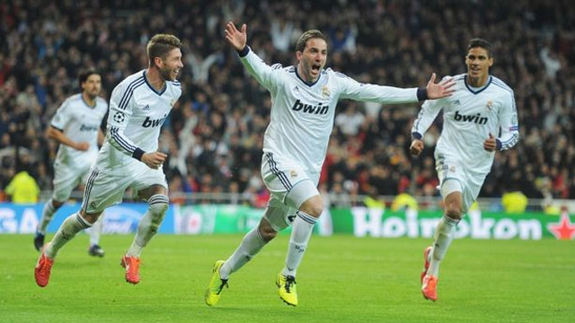 real-madrid photo