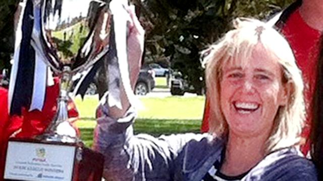 Jill Latimer AUSC legend