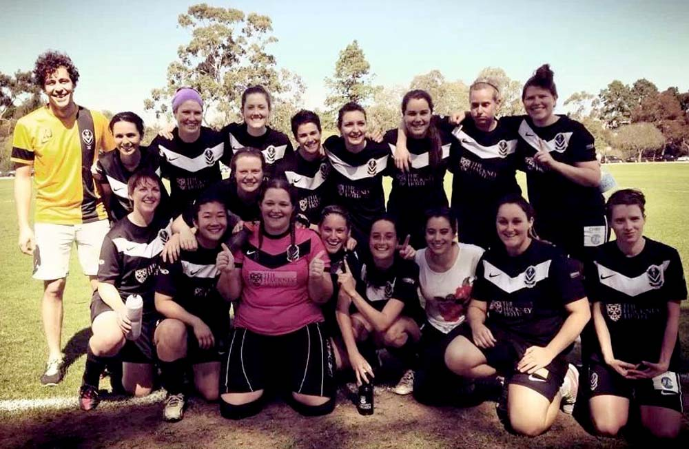Title Winners Div 2 Women 1-0 Cumberland 22/09/2013